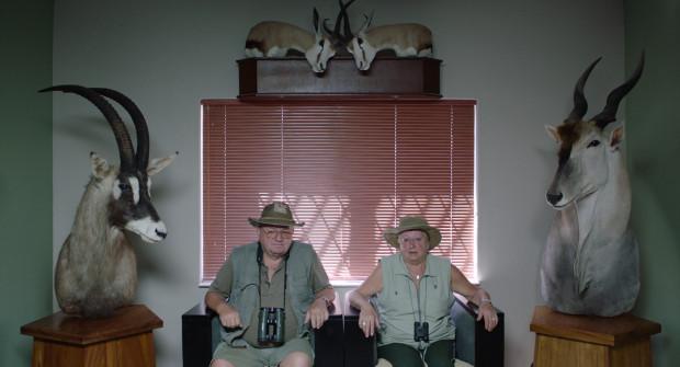 """Austriacki dokument """"Safari"""" opowiadający o myśliwych polujących na zwierzęta w afrykańskim rezerwacie jest jednym z 14 filmów, które w Gdyni powalczą o Nagrodę Główną Prezydenta Miasta. Podczas całego festiwalu widzowie łącznie zobaczą ponad 50 produkcji z całego świata."""