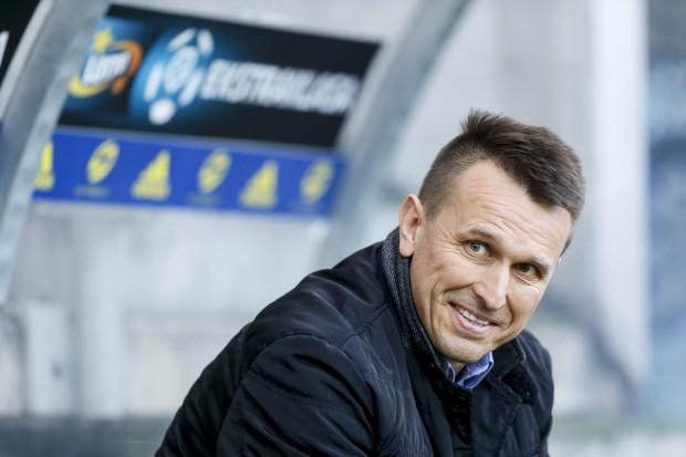 Leszek Ojrzyński w czwartym meczu jako trener Arki Gdynia sięgnął po Puchar Polski. Teraz za zadanie ma utrzymać żółto-niebieskich w ekstraklasie.