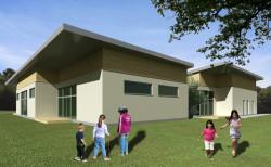 Przedszkole będzie jednopoziomowe, nie będzie też w nim barier architektonicznych.