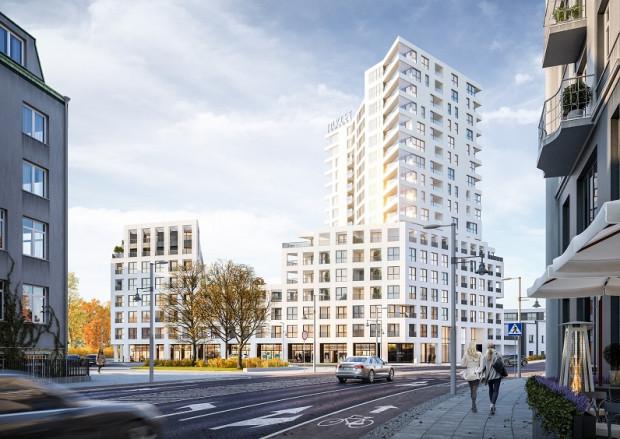 Budowa Portovej zaprojektowanej w pracowni Kwadrat ruszy w maju.