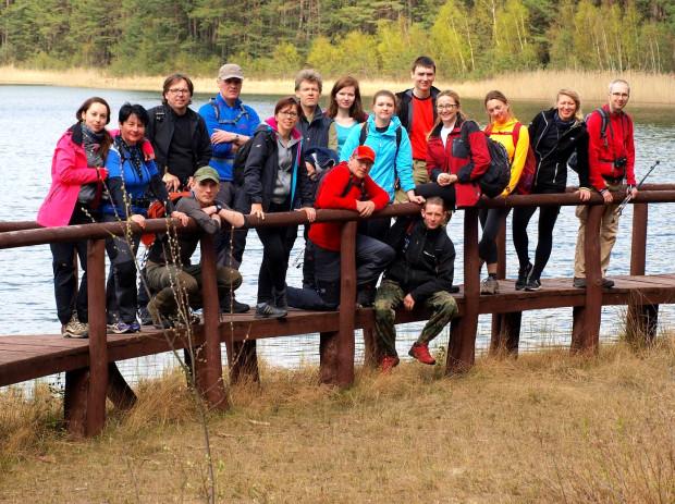 Z wizytą w Parku Narodowym Borów Tucholskich