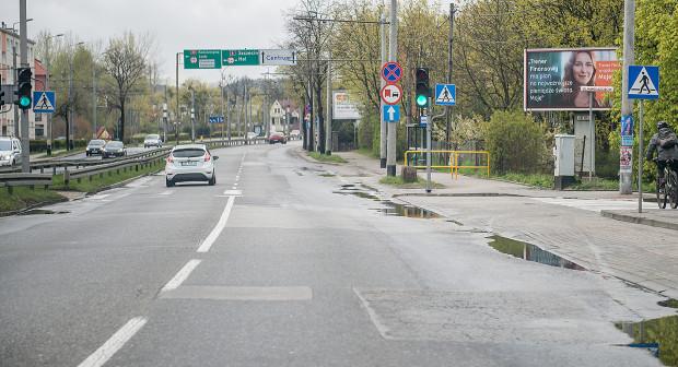Remont al. Zwycięstwa może spowodować poważne utrudnienia w ruchu, zwłaszcza, że prace będą prowadzone przed newralgicznym skrzyżowaniem z ul. Wielkopolską.
