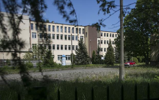 Pomorska 68, teren i budynki należące do Uniwersytetu Gdańskiego