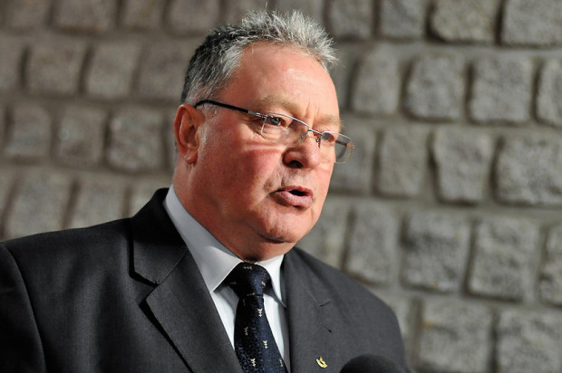 Prezes GKS Stoczniowiec Gdańsk Marek Kostecki. - Wypełniamy wszystkie ustalenia z umowy na dzierżawę Hali Olivia, więc nie ma podstaw do jej wypowiedzenia.
