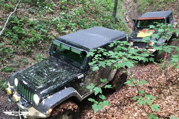W zlocie uczestniczyć będzie również kilkanaście zmodyfikowanych Jeepów, które w piątek będą taplać się w błocie w Adventure Park Kolibki.