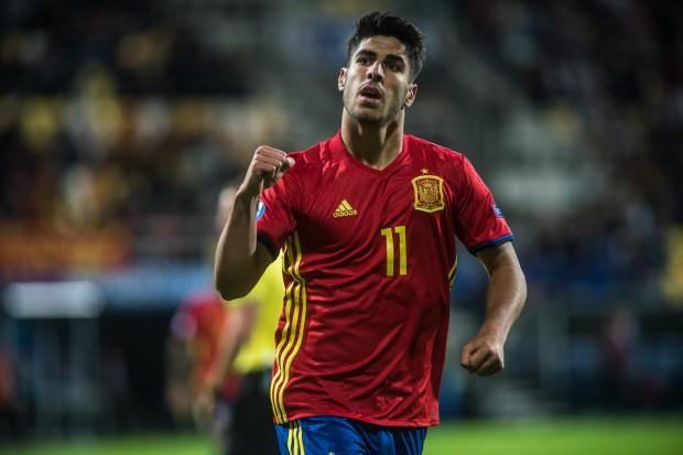 Marco Asensio nadawał ton grze podczas meczu z Macedonią. Hiszpan skompletował hat-tricka, a jego kadra wygrała 5:0.