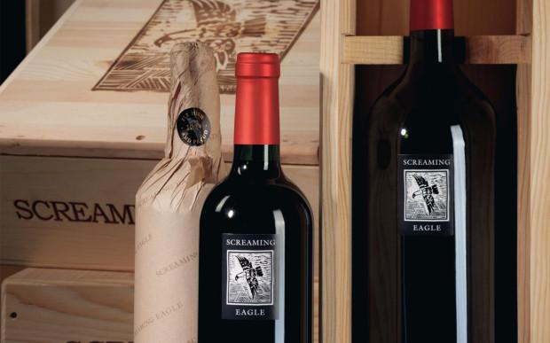Najdroższe wino na świecie - Screaming Eagle rocznik 1992 - na jednej z aukcji osiągnęło cenę 500 tys. dolarów.