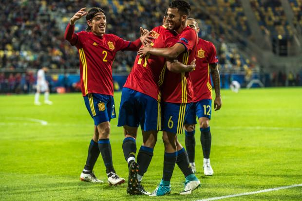 Hiszpanie cieszyli się już z pięciu bramek strzelonych na Stadionie Miejskim w Gdyni. Jak będzie we wtorek, w meczu z Portugalią?