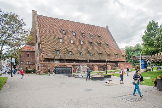 Wielki Młyn wymaga remontu. Gdyby zlokalizować tu nowe Muzeum Gdańska, środki unijne pozwoliłyby połączyć prace remontowe z adaptacją budynku na nowe potrzeby.