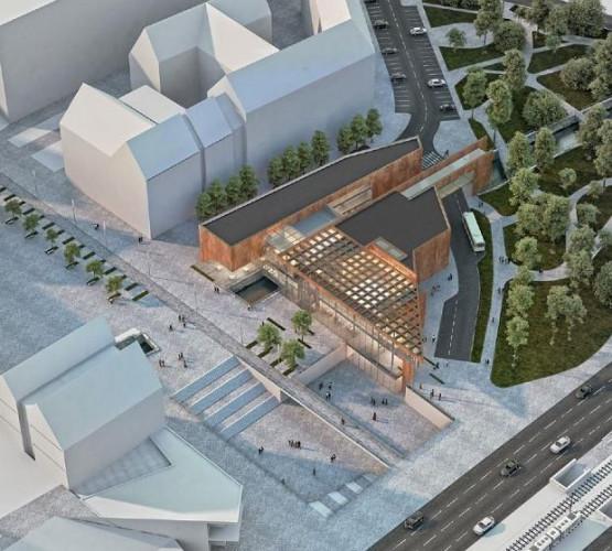 Budowa Kunsztu Wodnego, czyli Centrum Dziedzictwa Historycznego Gdańska, pochłonie ok. 14-15 mln zł. Jego przeznaczenie jest jednak dyskusyjne.