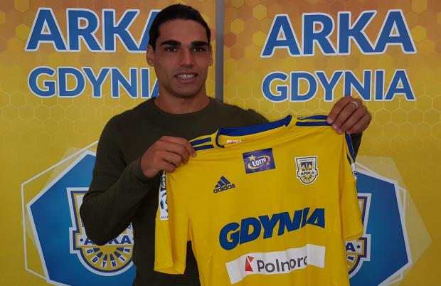 Arka to drugi polski klub Rubena Jurado. W latach 2011-15 grał dla Piasta Gliwice.