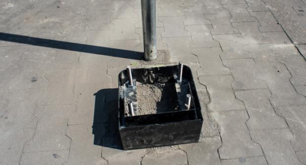 Montaż elementów wyposażenia parkingu trwa, więc kwestią dni pozostaje rozpoczęcie pobierania tam opłat.