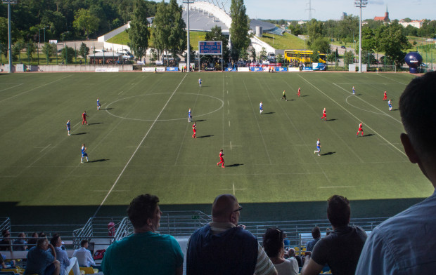 W sezonie 2017/2018 kibice obejrzą zupełnie nowy Bałtyk Gdynia.