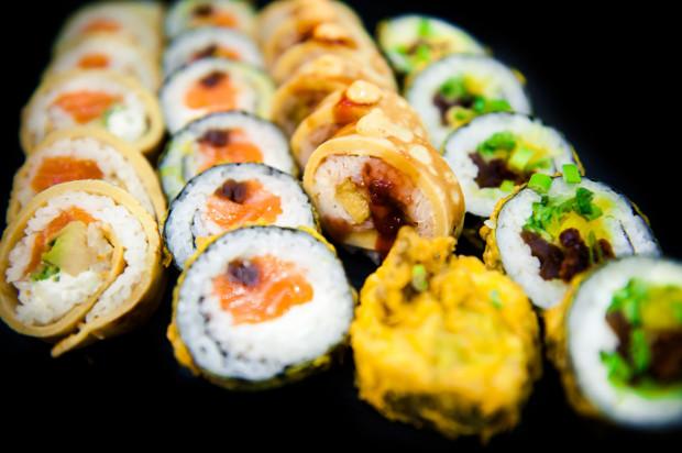 W odświeżonej karcie znajdziemy nowe ceny na zestawy sushi.
