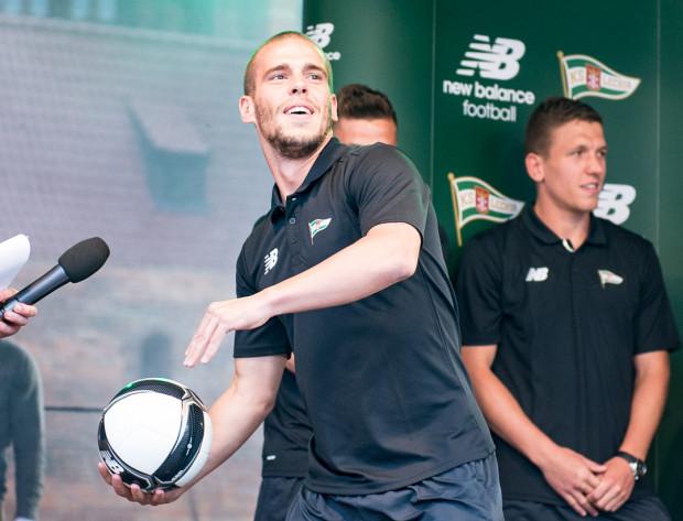 Dwoma golami strzelonymi Sandecji Aleksandar Kovacević zrobił duży krok, by pozostać w Lechii Gdańsk.