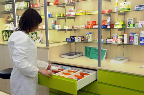 Apteka szkoleniowa wydziału farmaceutycznego