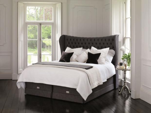 Łóżko Eminence 180x200 z zagłówkiem Elizabeth 91 300zł