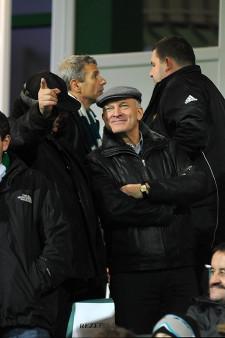 Na trybunach zasiadł m.in. Paweł Olechnowicz, co wróży podpisanie umowy sponsorskiej między kierowanym przez niego Lotosem a klubem Lechii.