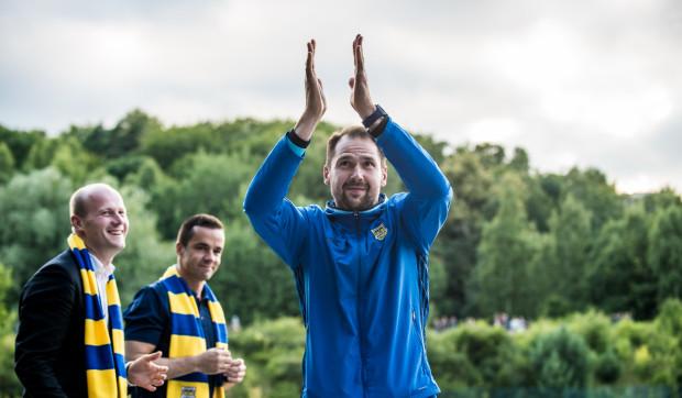 Pavels Steinbors w drugim meczu ekstraklasy sezonu 2017/18 nie puścił gola. I tylko z postawy defensywy Arka Gdynia może być zadowolona po wyjazdowym meczu z Sandecją Nowy Sącz.