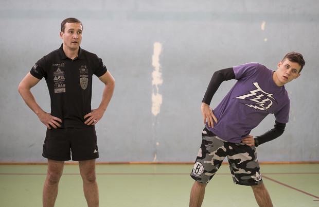 W miniony weekend Renat Gafurow (z lewej) i Oskar Fajfer (z prawej) dołączyli do Dominika Kossakowskiego na liście kontuzjowanych żużlowców Wybrzeża. Rosjanin liczy na to, że zdąży się wykurować na niedzielny mecz z Polonią Bydgoszcz.
