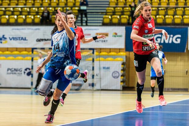 Ze względu na występ Kram Startu Elbląg w Pucharze EHF, Vistal przyspieszy start rozgrywek Superligi o 3 dni. Na zdjęciu Magdalena Stanulewicz.