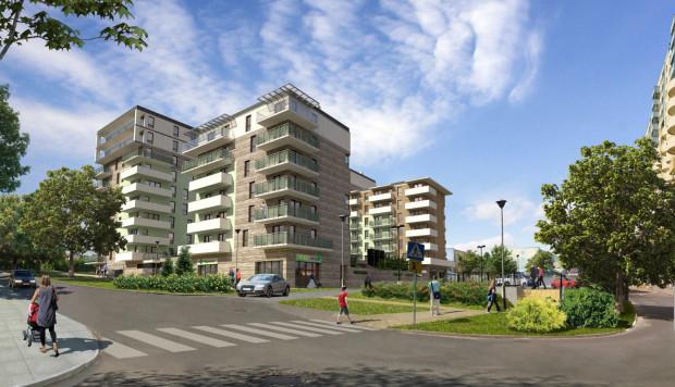 Nowe budynki na Witominie powstaną w ciągu dwóch lat.