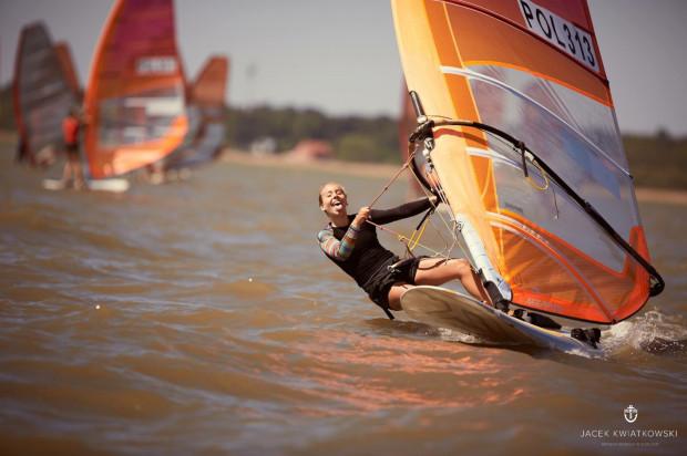Lidia Sulikowska czerpie radość nie tylko z sukcesów w windsurfingu, ale także z okazji do podróży jakie daje uprawianie sportów wodnych.