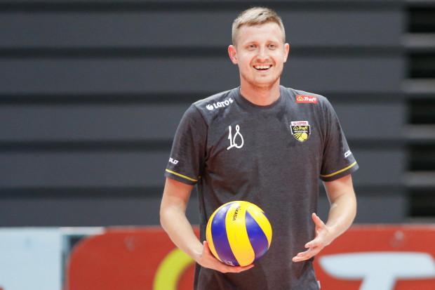 Michał Kozłowski w ostatnich latach często zmieniał kluby. Z Lotosem Treflem podpisał 2-letnią umowę i jak przyznaje, w Gdańsku czuje się znakomicie.