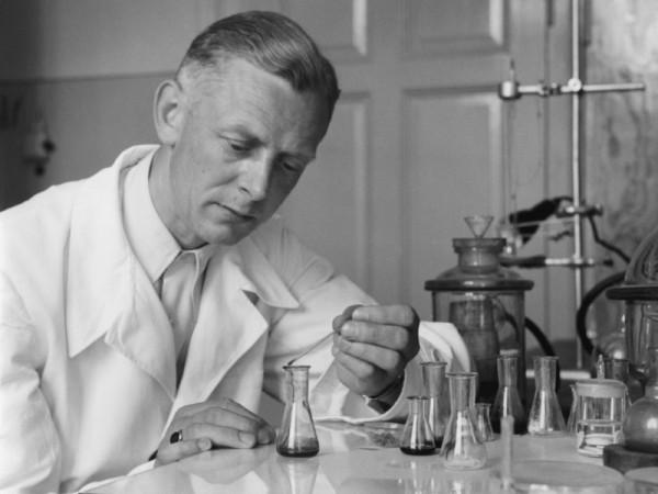 Adolf Butenandt był nie tylko wybitnym biochemikiem, ale również czynnym zwolennikiem reżimu nazistowskich Niemiec.