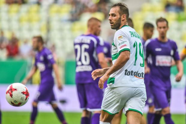 Marco Paixao zdobył 50. bramkę w ekstraklasie. Niestety, nie dała ona Lechii choćby punktu.