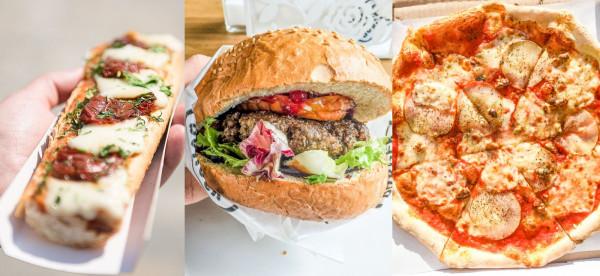 Testy pizzy, burgerów i zapiekanek wzbudziły najwięcej emocji.