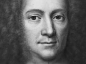 Hipotetyczny, opracowany kilka lat temu przez naukowców z Politechniki Gdańskiej, portret Daniela Gabriela Fahrenheita.