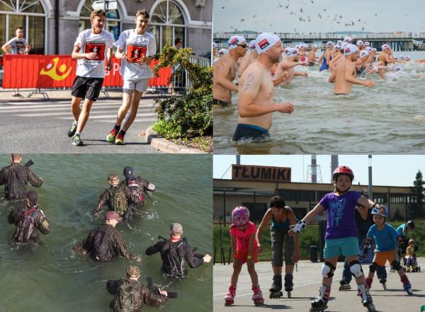 W Trójmiejście nigdy nie brakuje zarówno stałych, jak i okazyjnych sportowych atrakcji na weekend.