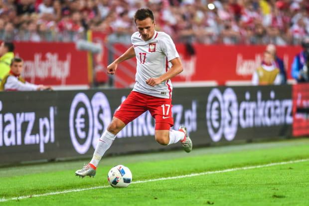 Sławomir Peszko choć opuścił pierwsze trzy mecze ekstraklasy, nadal cieszy się zaufaniem selekcjonera Adama Nawałki.