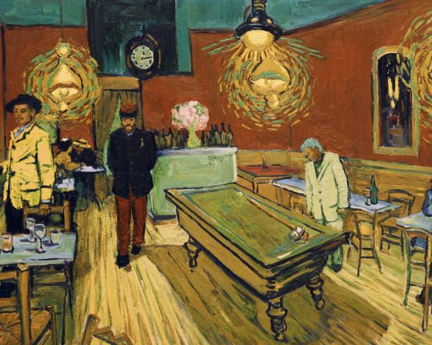"""""""Twój Vincent"""" to pierwszy na świecie pełnometrażowy film stworzony techniką malarską. Na potrzeby produkcji ponad 120 malarzy z Polski i zagranicy namalowało 65 tysięcy obrazów. W ponad 80-minutowym filmie będzie można zobaczyć ponad 120 dzieł Vincenta Van Gogha."""