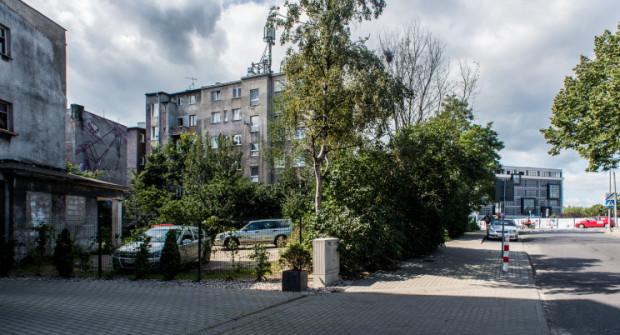 Na działce na rogu ul. św. Piotra i Portowej będzie mógł powstać budynek mieszkalny.
