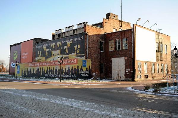 Budynek trafostacji na Ołowiance zostanie zburzony.  W jego miejsce ma powstać nowa sala koncertowa PFB.