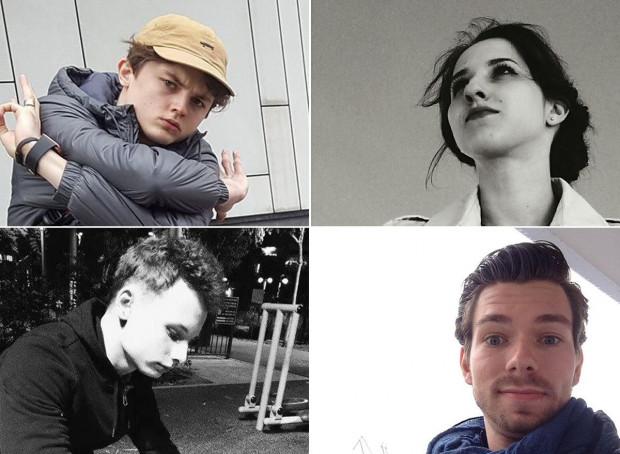 Do zespołu Baletu dołączyli również: Jacek Logdański (lewy górny róg), Ewelina Adamczyk (prawy górny róg), Michał Zelent (lewy dolny róg) oraz Jean Charles Dumont (prawy dolny róg).