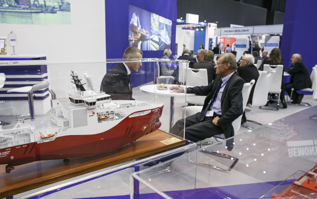 Targi Baltexpo to okazja do zaprezentowania potencjału branży morskiej od usług po produkty i nowoczesne technologie.