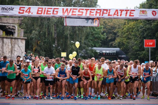 Przed nami kolejny Bieg Westerplatte. Zgłosiło się ok. 4000 uczestników.