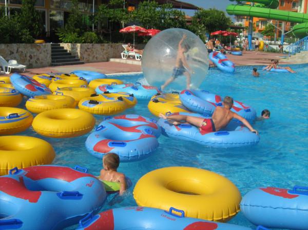 Aquapark Sopot.