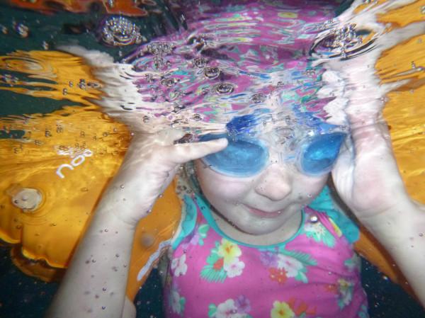 Nauka pływania dla dzieci PLUSK.