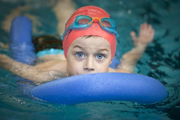 Nauka pływania dla dzieci FRAJDA.