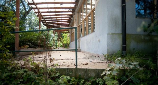 Ruiny po Maximie straszą od wielu lat. Na razie miasto nie ma pomysłu, co z nimi zrobić, oprócz opcji sprzedaży.