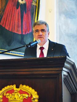 Po raz kolejny przewodniczącym RM Gdańska został Bogdan Oleszek.
