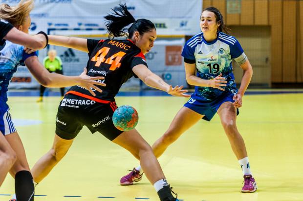Skuteczność Żany Marić (nr 44) oraz zaledwie 8 bramek rzuconych w drugiej połowie przez Vistal zadecydowały, że Metraco Zagłębiu w Lubinie udał się rewanż za przegrane złoto na rzecz gdynianek w poprzednim sezonie.