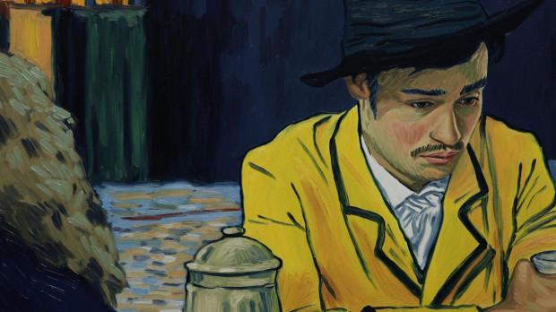 """Bohaterami """"Twojego Vincenta"""" są postaci zaczerpnięte z obrazów malarza, które opowiadają w nieszablonowy sposób jego historię i prezentują tym samym okazałą twórczość holenderskiego mistrza."""