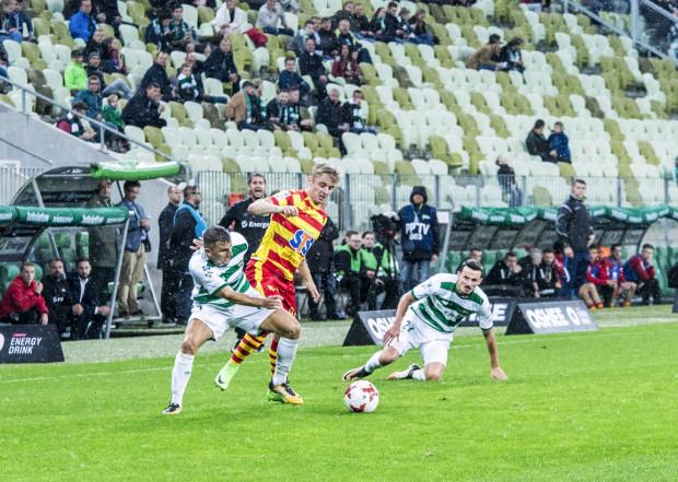 Lechia Gdańsk w 4 meczach przed własną publicznością w tym sezonie zdobyła tylko dwa punkty.