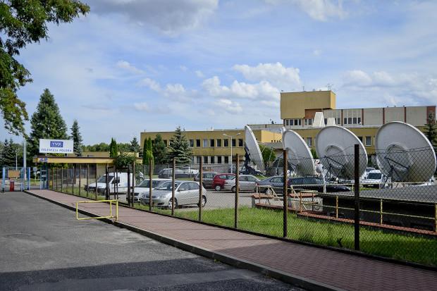 Ośrodek TVP Gdańsk przy ul. Czyżewskiego.