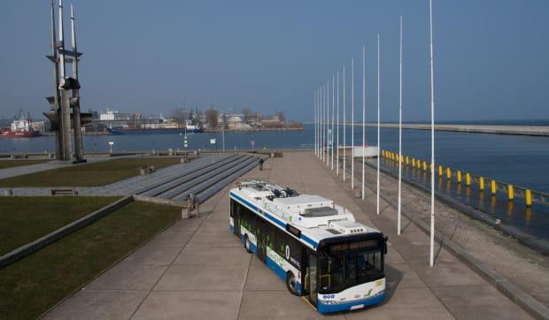 Chlubą ZKM są trolejbusy mogące jeździć bez trakcji, które przy okazji są także doskonałą wizytówką miasta.
